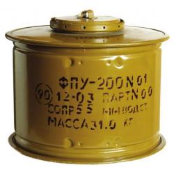 Фильтр-поглотитель унифицированный ФПУ-200