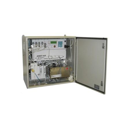 АНКАТ-410 – стационарный многокомпонентный газоанализатор промышленных выбросов
